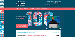 2015 CHA Assembly home page