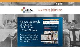 CHA Centennial home page