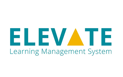text: Elevate Learning Management System