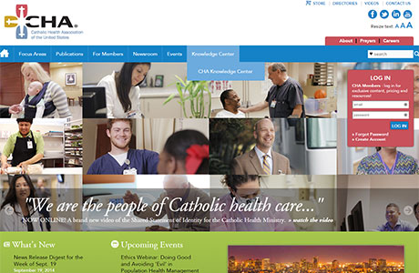 The Catholic Health Association of the United States
