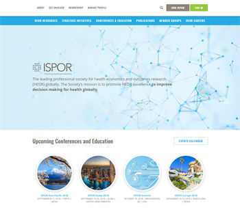 ISPOR Homepage