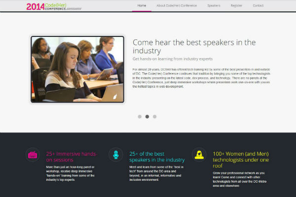 DCWW Code(Her) Conference