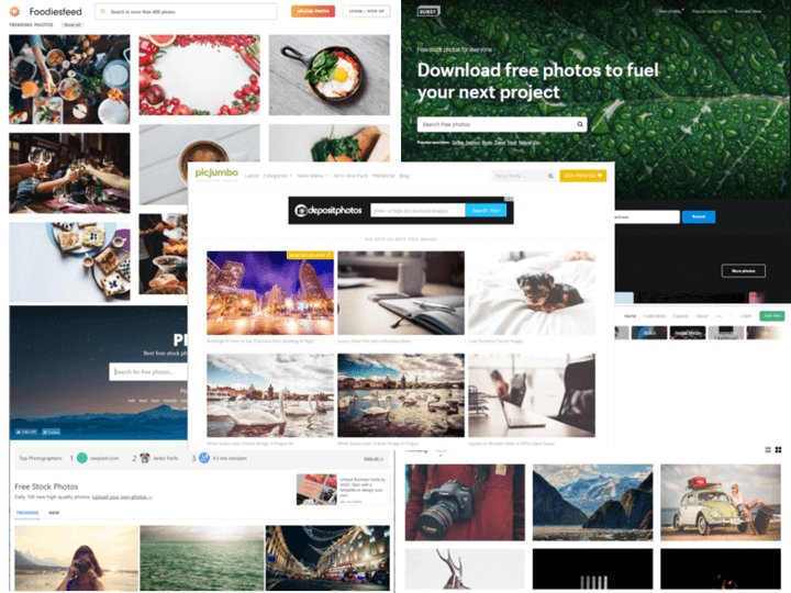 5 Favorite Free Stock Photography Resources Part Ii Snack O Clocksnack O Clock