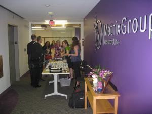 Matrix Group Open House