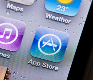 Image of the App Store Icon