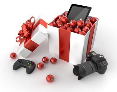 Technology gifts