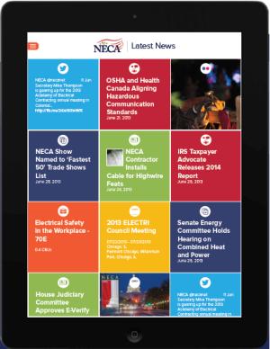 Neca news app