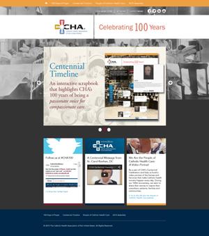 CHA Centennial Site