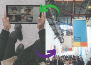 Virtual Meeting vs. In-Person Meeting