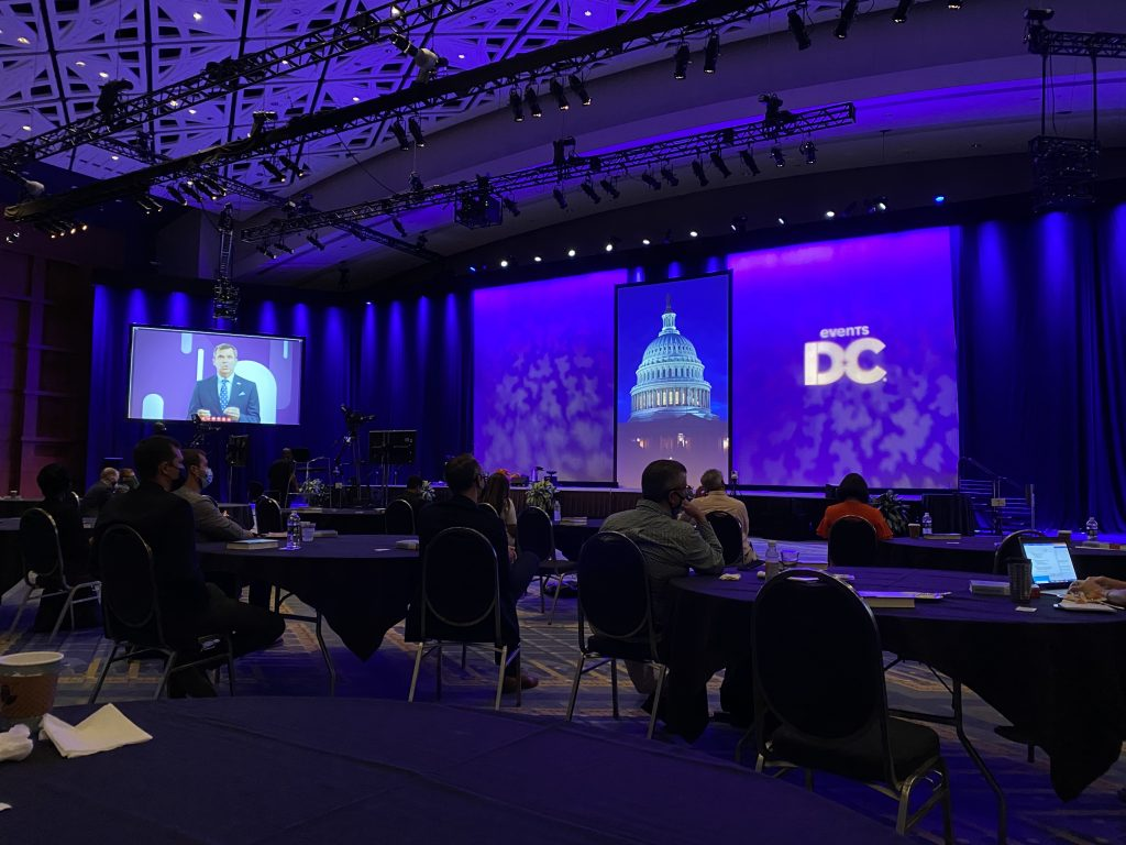 ASAE Annual DC Pop-Up stage